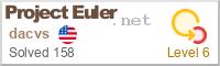 Project Euler: dacvs