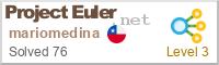 Ranking en ProjectEuler.net