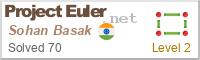 Sohan's Progress in Project Euler