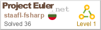 Project Euler - F Sharp