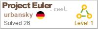 Urbansky's Euler banner
