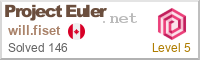 will.fiset Project Euler